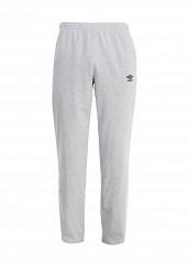 Купить Брюки спортивные BASIC JERSEY PANTS Umbro серый UM463EMFKA93 Китай