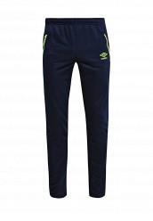 Купить Брюки спортивные CUSTOM KNIT PANTS Umbro синий UM463EMQZD54