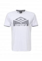 Купить Футболка Umbro UMBRO LOGO TEE белый UM463EMSAK84 Китай