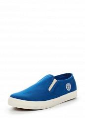 Купить Слипоны U.S. Polo Assn. синий US799AWTKW21 Вьетнам