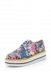 Купить Ботинки Vera Blum мультиколор VE028AWQUY65 Китай