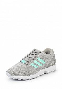 Кроссовки, adidas Originals, цвет: серый. Артикул: AD093AWQIS95. Женская обувь / Кроссовки и кеды
