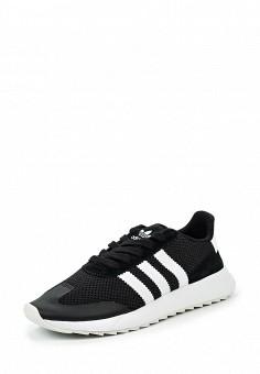 Кроссовки, adidas Originals, цвет: черный. Артикул: AD093AWQIT26. Женская обувь / Кроссовки и кеды