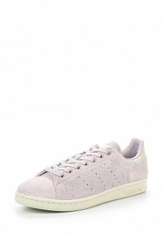 Кеды, adidas Originals, цвет: розовый. Артикул: AD093AWQIT39. Женская обувь / Кроссовки и кеды