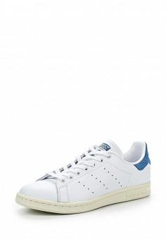 Кеды, adidas Originals, цвет: белый. Артикул: AD093AWQIT40. Женская обувь / Кроссовки и кеды