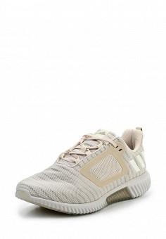 Кроссовки, adidas Performance, цвет: бежевый. Артикул: AD094AMQIJ56. Мужская обувь / Кроссовки и кеды