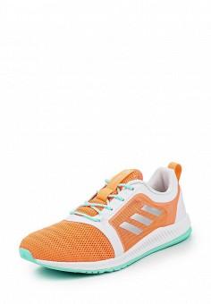 Кроссовки, adidas Performance, цвет: оранжевый. Артикул: AD094AWQIK11. Женская обувь / Кроссовки и кеды