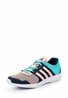 Кроссовки, adidas Performance, цвет: мультиколор. Артикул: AD094AWQIK28. Женская обувь / Кроссовки и кеды
