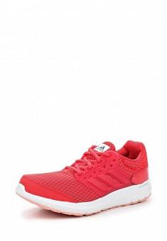 Кроссовки, adidas Performance, цвет: розовый. Артикул: AD094AWQIK46. Женская обувь / Кроссовки и кеды