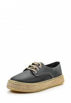 Кеды, Alpino, цвет: черный. Артикул: AL050AWRRE53. Женская обувь / Кроссовки и кеды