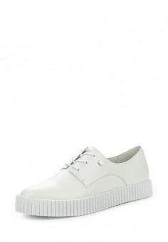 Ботинки, Antonio Biaggi, цвет: белый. Артикул: AN003AWRQW37. Женская обувь / Ботинки