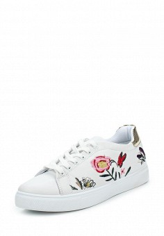 Кеды, Angelo Milano, цвет: белый. Артикул: AN053AWPSU77. Женская обувь