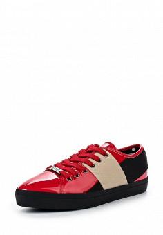 Кеды, Armani Jeans, цвет: мультиколор. Артикул: AR411AWJSO51. Женщинам / Обувь / Кроссовки и кеды