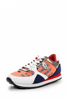 Кроссовки, Armani Jeans, цвет: мультиколор. Артикул: AR411AWPWC47. Премиум / Обувь