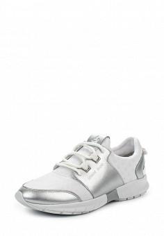 Кроссовки, Armani Jeans, цвет: белый. Артикул: AR411AWPWC51. Премиум / Обувь
