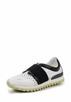 Кроссовки, Armani Jeans, цвет: черно-белый. Артикул: AR411AWPWC67. Премиум / Обувь