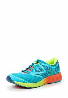 Кроссовки, ASICS, цвет: голубой. Артикул: AS455AWOVC03. Женская обувь / Кроссовки и кеды