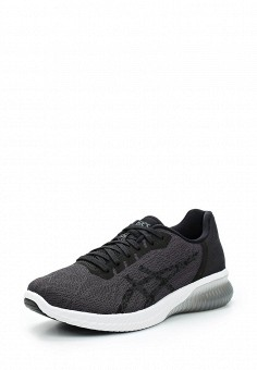 Кроссовки, ASICS, цвет: черный. Артикул: AS455AWUMF73. Женская обувь / Кроссовки и кеды