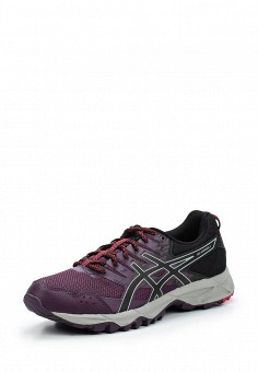 Кроссовки, ASICS, цвет: фиолетовый. Артикул: AS455AWUMF89. Женская обувь / Кроссовки и кеды