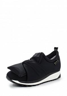 Кроссовки, Atos Lombardini, цвет: черный. Артикул: AT009AWSUP26. Премиум / Обувь / Кроссовки и кеды / Кроссовки
