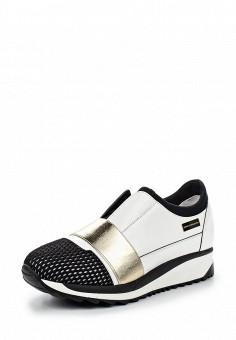Кроссовки, Atos Lombardini, цвет: белый. Артикул: AT009AWSUP32. Премиум / Обувь / Кроссовки и кеды / Кроссовки