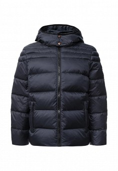 Пуховик, Baon, цвет: синий. Артикул: BA007EMLBR91. Мужская одежда / Верхняя одежда / Пуховики и зимние куртки