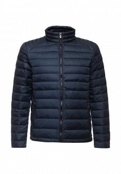 Пуховик, Baon, цвет: синий. Артикул: BA007EMLBR94. Мужская одежда / Верхняя одежда / Пуховики и зимние куртки