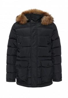 Пуховик, Baon, цвет: синий. Артикул: BA007EMLNS65. Мужская одежда / Верхняя одежда / Пуховики и зимние куртки