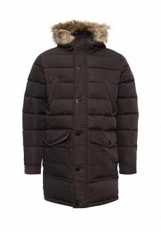 Пуховик, Baon, цвет: черный. Артикул: BA007EMLNS78. Мужская одежда / Верхняя одежда / Пуховики и зимние куртки