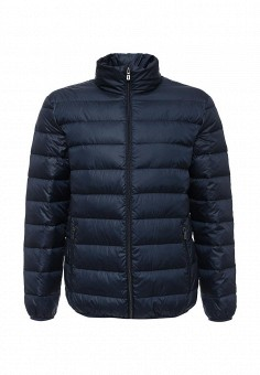 Пуховик, Baon, цвет: синий. Артикул: BA007EMMBI30. Мужская одежда / Верхняя одежда / Пуховики и зимние куртки