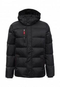 Пуховик, Baon, цвет: черный. Артикул: BA007EMMNS35. Мужская одежда / Верхняя одежда / Пуховики и зимние куртки