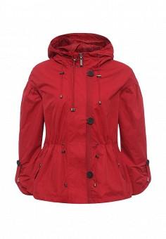 Парка, Baon, цвет: красный. Артикул: BA007EWQCL74. Женская одежда / Верхняя одежда / Парки