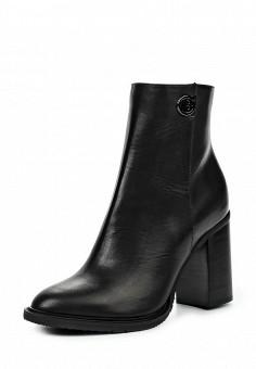 Ботильоны, Baldinini, цвет: черный. Артикул: BA097AWJDV41. Женская обувь