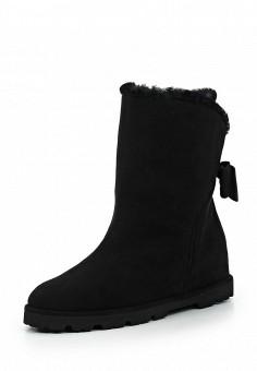 Полусапоги, Baldinini, цвет: черный. Артикул: BA097AWTCB71. Женская обувь