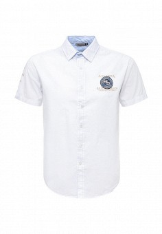 Рубашка, Bruebeck, цвет: белый. Артикул: BR028EMSQU84. Мужская одежда / Рубашки