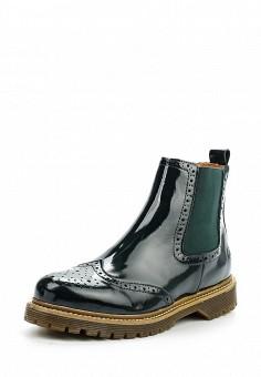 Ботинки, Bronx, цвет: зеленый. Артикул: BR336AWKAS33. Bronx