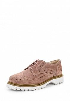 Ботинки, Bronx, цвет: розовый. Артикул: BR336AWPVE31. Bronx