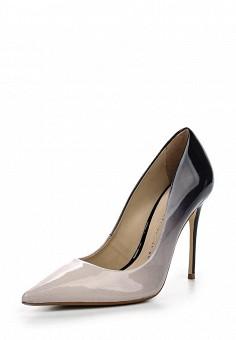 Туфли, Bronx, цвет: серый. Артикул: BR336AWPVE67. Bronx