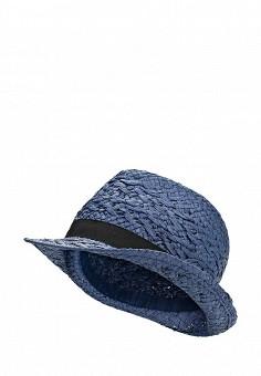 Шляпа, Canoe, цвет: синий. Артикул: CA003CUBRD87. Женские аксессуары / Головные уборы / Шляпы