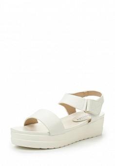 Босоножки, Catisa, цвет: белый. Артикул: CA072AWTFQ13. Женская обувь / Босоножки