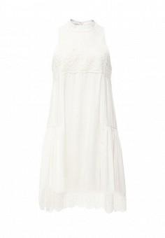 Платье, Care of You, цвет: белый. Артикул: CA084EWJLM37. Женская одежда / Платья и сарафаны / Летние платья