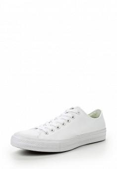 Кеды, Converse, цвет: белый. Артикул: CO011AUHJZ59. Мужская обувь / Кроссовки и кеды