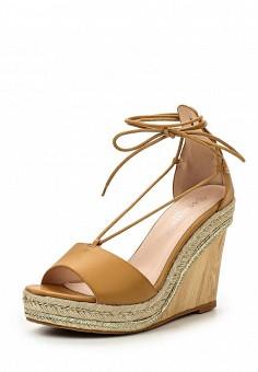 Босоножки, Coco Perla, цвет: коричневый. Артикул: CO039AWTDV33. Женская обувь / Босоножки