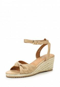 Босоножки, Coco Perla, цвет: бежевый. Артикул: CO039AWTDV45. Женская обувь / Босоножки