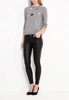 Брюки, Coco Nut, цвет: черный. Артикул: CO057EWNGS67. Женская одежда / Брюки