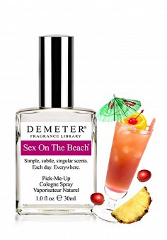 Туалетная вода 30 мл, Demeter Fragrance Library, цвет: . Артикул: DE788MUIV875. Demeter Fragrance Library