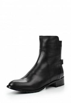 Полусапоги, Dino Ricci, цвет: черный. Артикул: DI004AWLCP36. Женская обувь / Сапоги