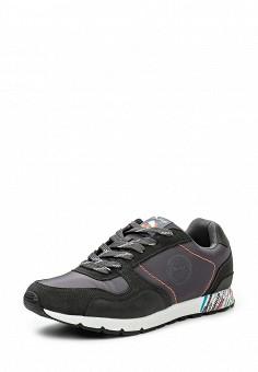Кроссовки, Dixer, цвет: серый. Артикул: DI028AMPQX51. Мужская обувь / Кроссовки и кеды / Кроссовки