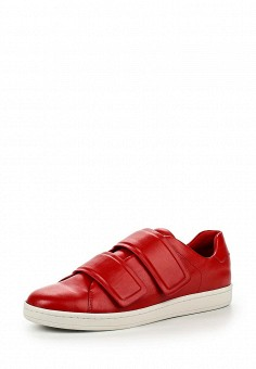Кеды, DKNY, цвет: красный. Артикул: DK001AWJKZ31. Премиум / Обувь