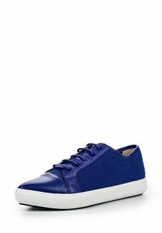 Кеды, DKNY, цвет: синий. Артикул: DK001AWJKZ46. Премиум / Обувь